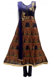 PARTY CHURIDAR SUITS - VIEW ALL