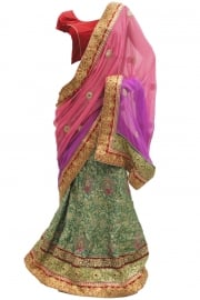 Sarees With Stitched Blouse