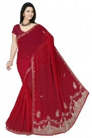 Embroided Party Sarees